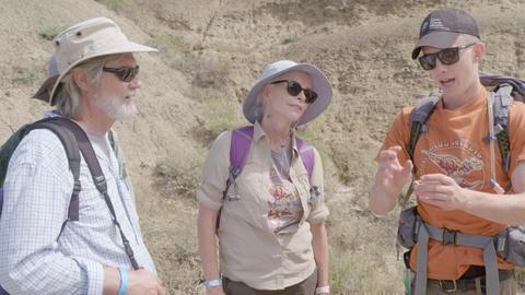 Prehistoric Road Trip -- Meet the Rock Stars of Paleontology and Geology