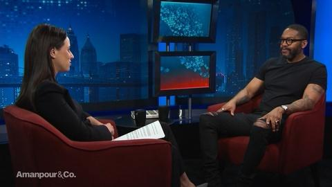 Amanpour and Company -- Mitchell S. Jackson on Changing Paths