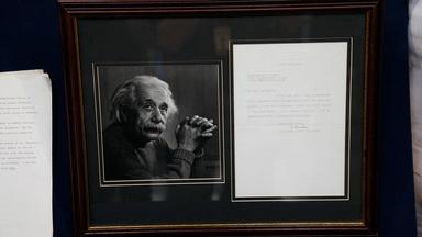 Appraisal: 1943 Albert Einstein Letter