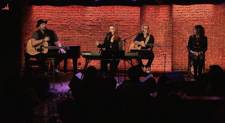 Songwriters Under the Covers with Victoria Shaw: Patty Smyth & Lee Brice w/ Constantine Maroulis