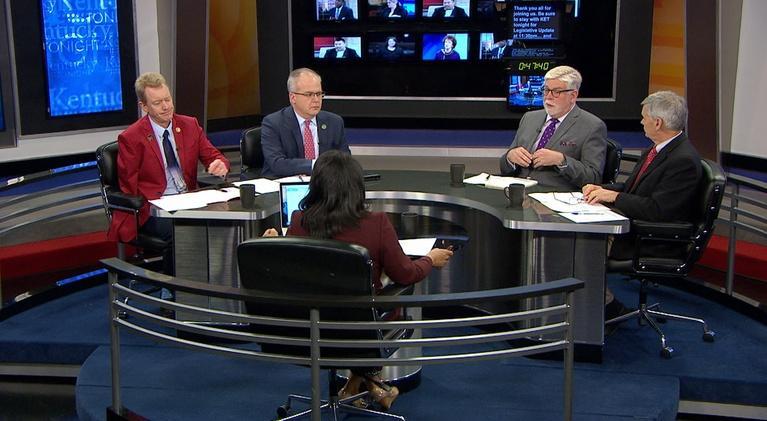 Kentucky Tonight: Ongoing Debate on Sports Betting