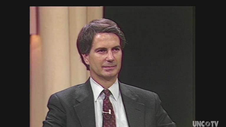 NC People: NC Legislative Rep. Walter Jones, Republican