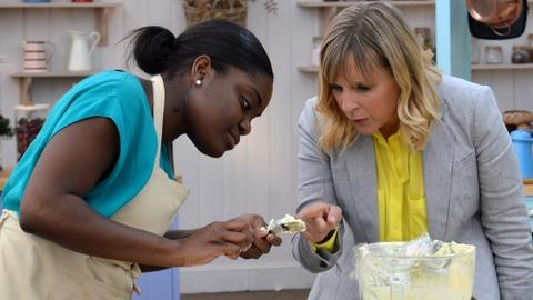 The Great British Baking Show -- S4 Ep7: Preview: Desserts
