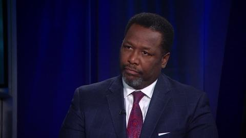 Amanpour and Company -- Wendell Pierce on African American Art and the Human Spirit