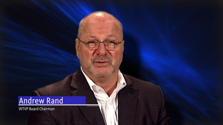 Peoria County Health Department: Andrew Rand | WTVP Board Chair | COVID-19 Update