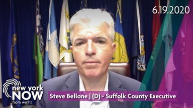 Steve Bellone on Tough Choices Counties Are Facing