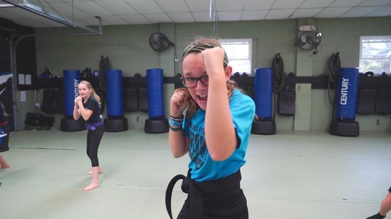 You Oughta Know: Black Belts Against Bullying
