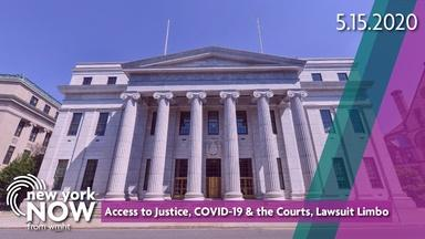 Access to Justice, COVID-19 & the Courts, Lawsuit Limbo