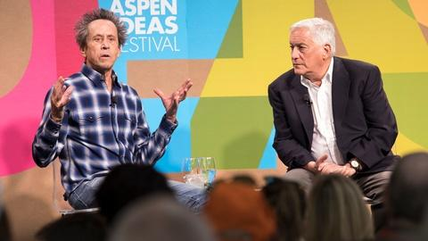 Aspen Ideas Festival -- On Genius