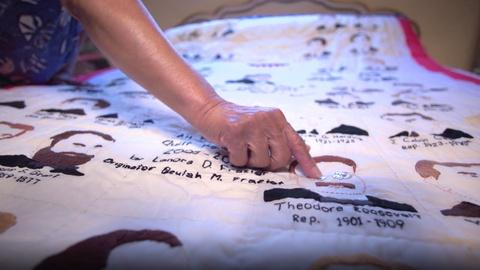 ValleyPBS Specials -- Presidential Quilt