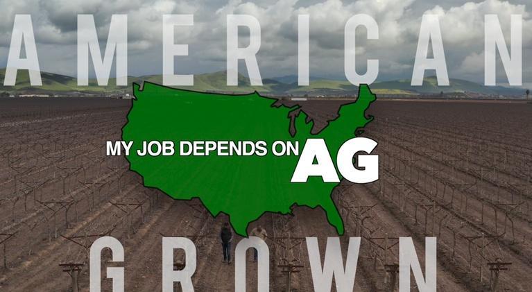 American Grown: My Job Depends on Ag: American Grown: My Job Depends on Ag Trailer
