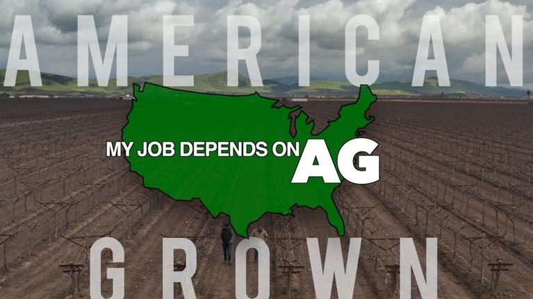 American Grown: My Job Depends on Ag: Trailer