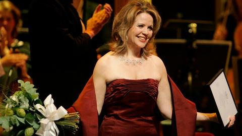 PBS NewsHour -- Singer Renée Fleming has career high notes ahead of her
