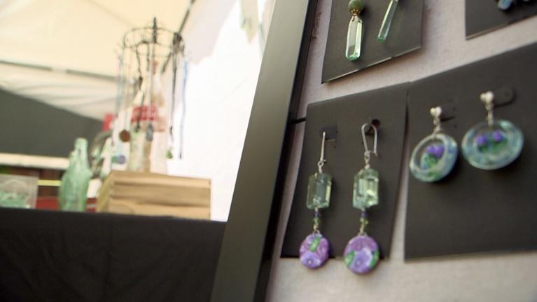 Kalamazoo Lively Arts: Helen Nelson's Jewelry