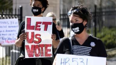 72 Black corporate leaders condemn Georgia voting law