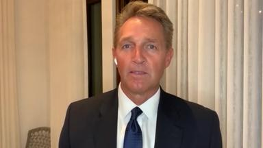 Jeff Flake: No Republicans Truly Believed In Election Fraud