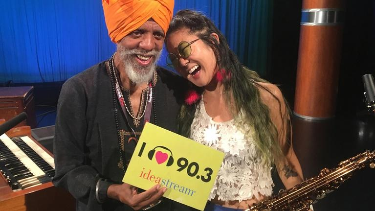 WVIZ/PBS ideastream Specials: Dr. Lonnie Smith and Grace Kelly