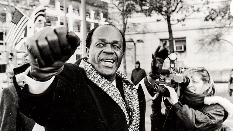 Washington in the 90s: Arrest of Marion Barry