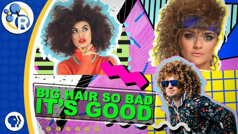 Reactions: How Did the 80s Get Hair So Big?