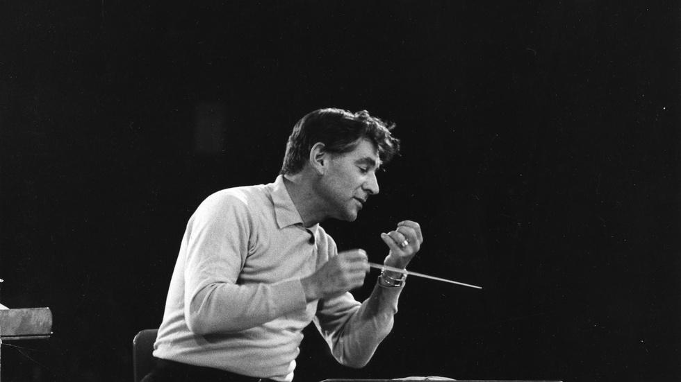 S42 Ep3: NY Philharmonic New Year's Eve: Bernstein Broadway  image