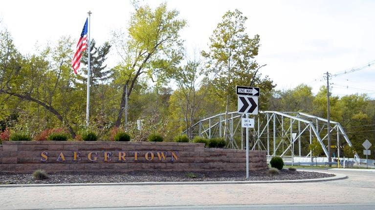 Our Town: Our Town: Saegertown