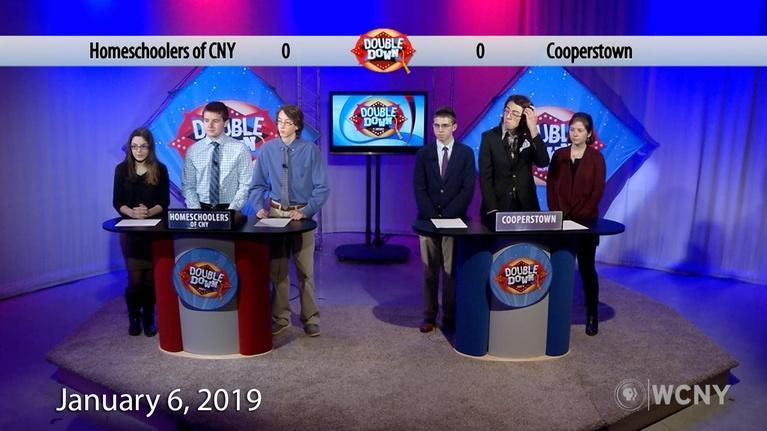 Double Down: Homeschoolers of CNY vs Cooperstown