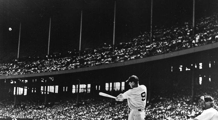 American Masters: The Mythology of Ted Williams