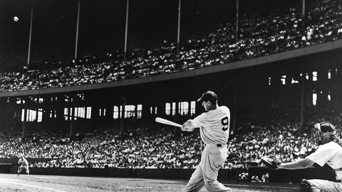 The Mythology of Ted Williams