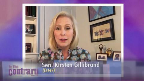 TTC Extra: Sen. Kirsten Gillibrand (D-NY) on Covid-19