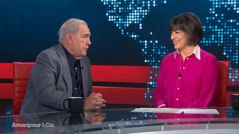 """Amanpour and Company -- Brian Cox: """"The United Kingdom is Over"""""""
