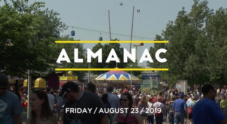 Almanac: Kevin Kling, Mark Seeley, and much more from the State Fair!