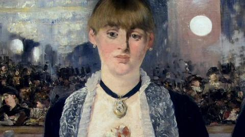 Manet Twists the Conventions of Art
