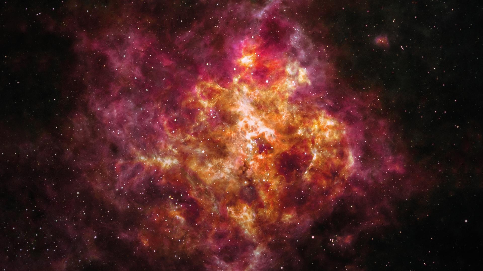 NOVA Universe Revealed: Big Bang