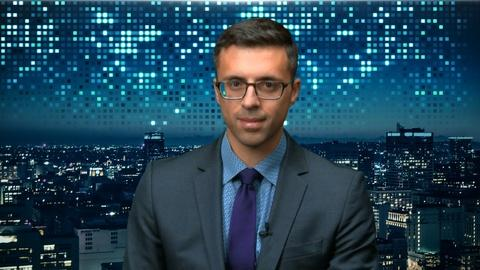 """Amanpour and Company -- Ezra Klein on His New Book """"Why We're Polarized"""""""