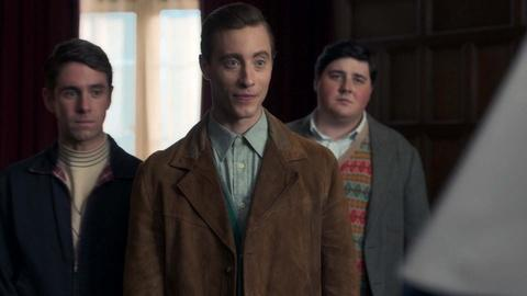 Call the Midwife -- The New Doctors Arrive