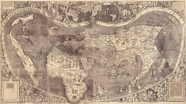 PBS NewsHour: How fallacious explorers influenced world maps for centuries