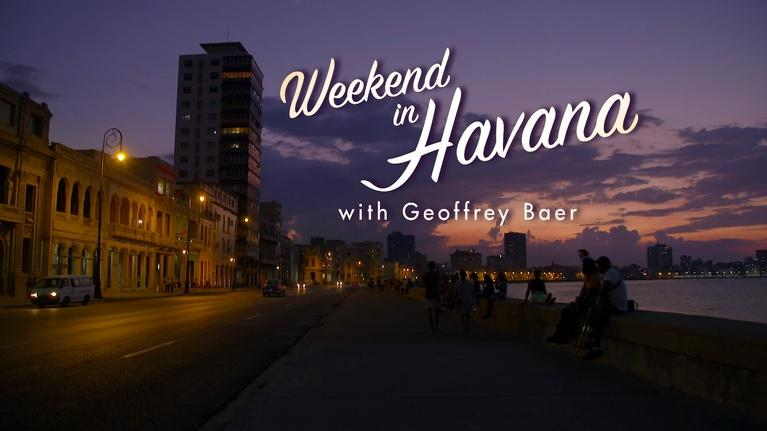Chicago Tours with Geoffrey Baer: Weekend in Havana Trailer
