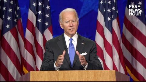 Joe Biden's full speech | DNC Night 4