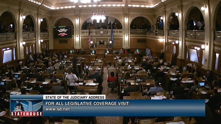 Statehouse: 2019 State of the Judiciary Address
