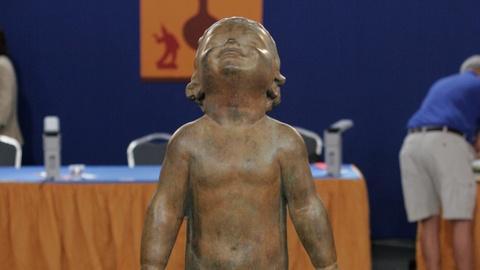 "S23 E19: Appraisal: Edith Parsons ""Turtle Baby"" Fountain"