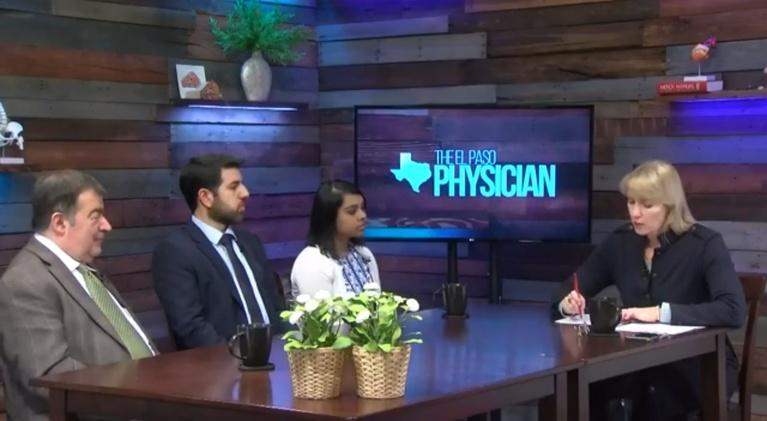 The El Paso Physician: Immune Therapy in Cancer