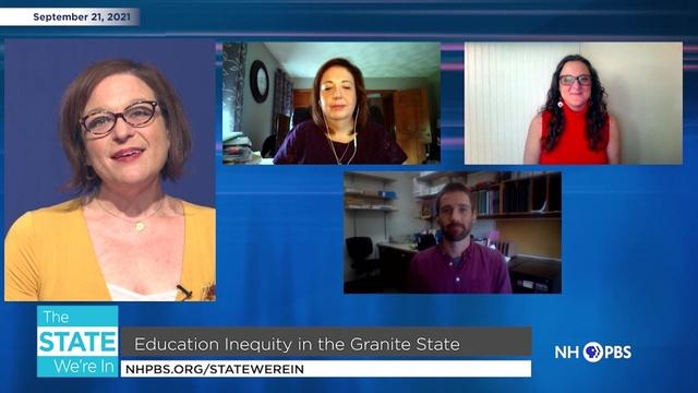 9/21/21 - Education Inequity in the Granite State