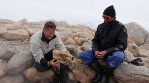 Stories in Bones at a Hot Spring Graveyard | Digital Extra