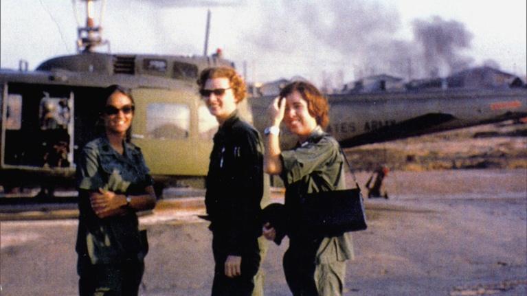 Vietnam To Montana: Memories Of War: War Nurses