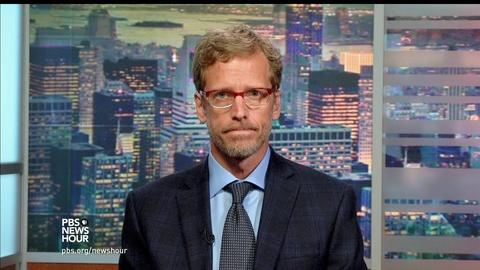 PBS NewsHour -- Interior official turns Trump administration whistleblower