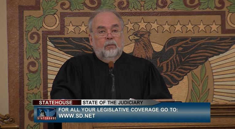 Statehouse: State Of The Judiciary