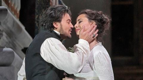 Great Performances -- Sonya Yoncheva Sings Tosca's Act I Aria
