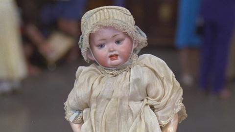 Antiques Roadshow -- S21 Ep25: Appraisal: Hertel, Schwab & Co. Doll, ca. 1905