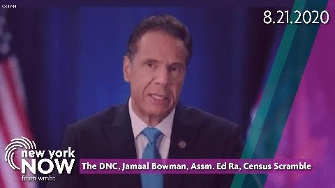 The DNC, Jamaal Bowman, Assm. Ed Ra, Census Scramble