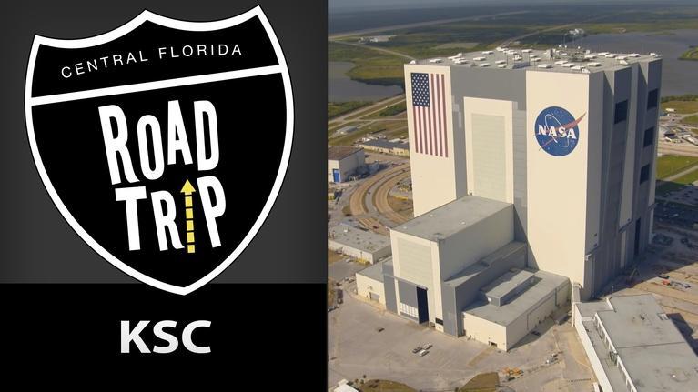 Central Florida Roadtrip: Kennedy Space Center
